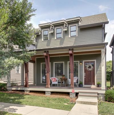 Davidson County Single Family Home For Sale: 328 Sylvan Park Ln