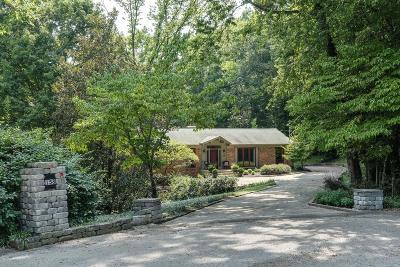 Davidson County Single Family Home For Sale: 158 Lelawood Cir
