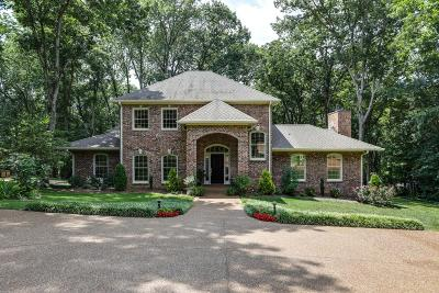 Brentwood, Franklin Single Family Home Under Contract - Showing: 361 Sandcastle Road