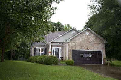 Clarksville TN Single Family Home For Sale: $170,000