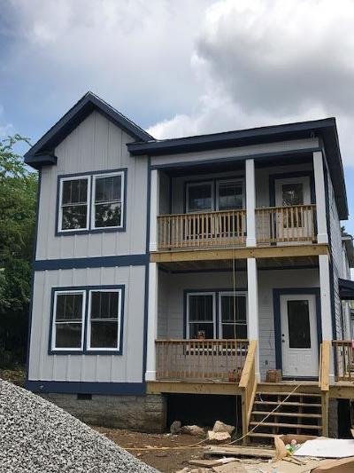 Nashville Single Family Home For Sale: 47 A Wharf Ave