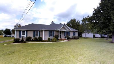 Rutherford County Single Family Home Under Contract - Showing: 2410 Sawmill St