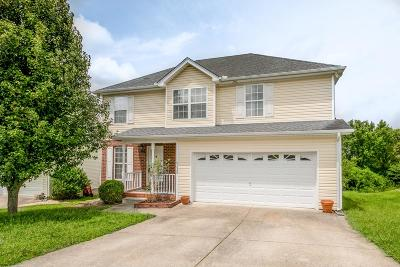 Antioch Single Family Home Under Contract - Showing: 7835 Rainey Dr