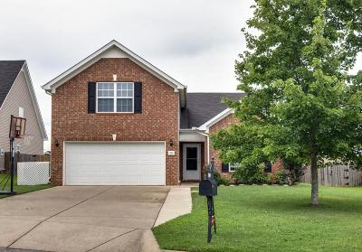 Spring Hill Single Family Home For Sale: 1009 Longhunter Chase Dr