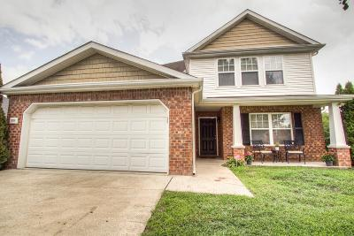 Wilson County Single Family Home For Sale: 2836 Meadow Glen