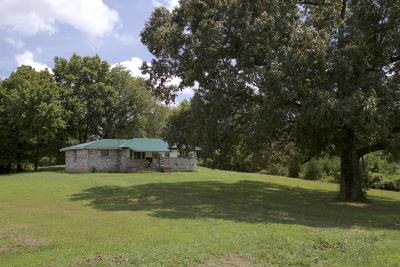 Ashland City Single Family Home For Sale: 1524 Harristown Rd