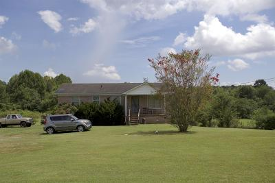 Ashland City Single Family Home For Sale: 1550 Harristown Rd