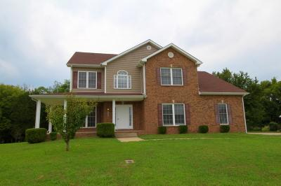 Clarksville Single Family Home For Sale: 984 Haggard Dr