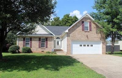 Clarksville Single Family Home For Sale: 1177 Connemara Way