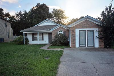 Antioch Single Family Home For Sale: 309 Amberwine Ct