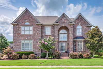 Brentwood, Franklin Single Family Home Under Contract - Showing: 6009 Stags Leap Way