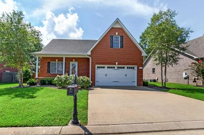 Murfreesboro Single Family Home Under Contract - Showing: 411 Carmel Dr