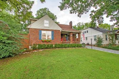 Nashville Single Family Home For Sale: 1031 Seymour Ave