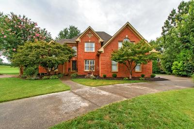 Davidson County Single Family Home For Sale: 216 Hidden Ct