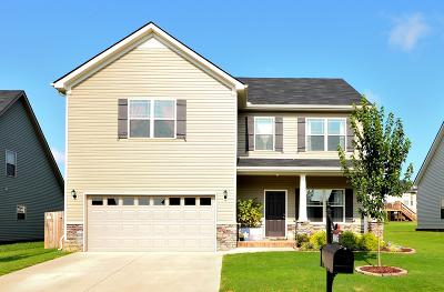 Spring Hill  Single Family Home Under Contract - Showing: 8005 Lakota Ct