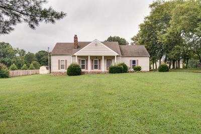 Columbia Single Family Home For Sale: 2496 Greens Mill Rd