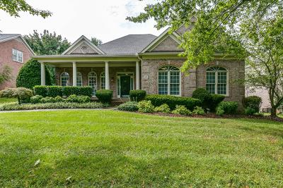 Franklin Single Family Home For Sale: 141 Cliffe Run