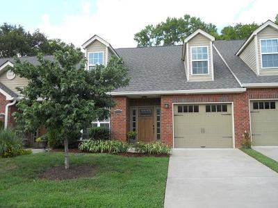 Nashville Condo/Townhouse For Sale: 3022 Whitland Crossing Dr
