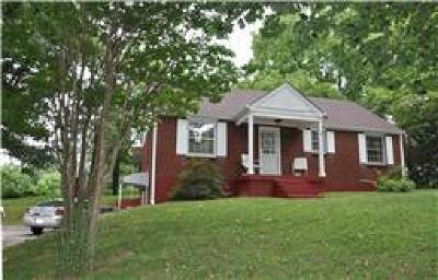 Nashville Single Family Home Under Contract - Showing: 739 Carlyle Pl