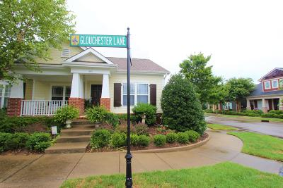 Mount Juliet Condo/Townhouse For Sale: 3311 Gloucester Ln