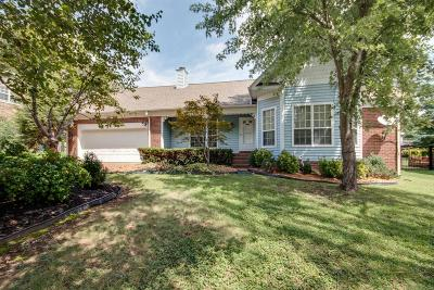 Antioch Single Family Home For Sale: 3528 Shakertown Rd