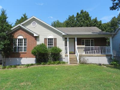 Antioch Single Family Home Under Contract - Showing: 3625 Huntingboro Trl