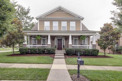 Franklin Single Family Home For Sale: 410 Wandering Trl