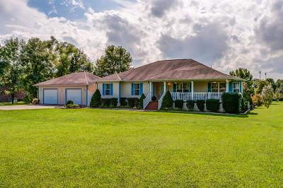 Rutherford County Single Family Home For Sale: 281 Fairmont Dr