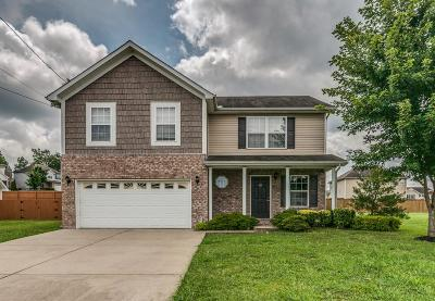 Lavergne Single Family Home Under Contract - Showing: 335 John Henry Dr