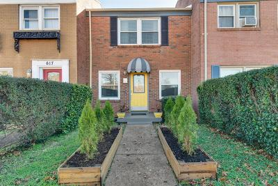Nashville Single Family Home For Sale: 615 Lischey Ave