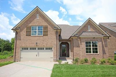 Williamson County Single Family Home For Sale: 810 Nolenmeade Pl