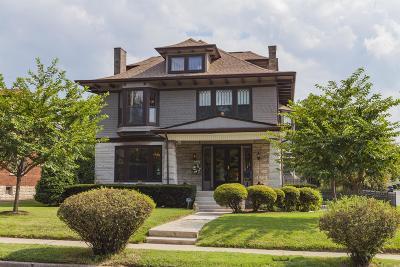 Nashville Single Family Home For Sale: 1200 Eastland Ave