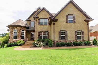 Lebanon Single Family Home For Sale: 111 Water S Hill Cir
