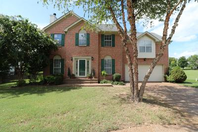 Franklin TN Single Family Home For Sale: $364,900