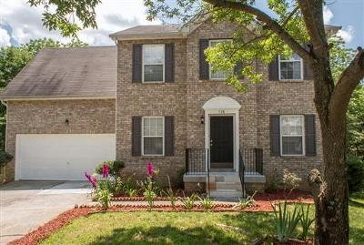 Single Family Home For Sale: 728 Ansley Ct