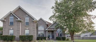 White House Single Family Home Under Contract - Showing: 114 Thoroughbred Way