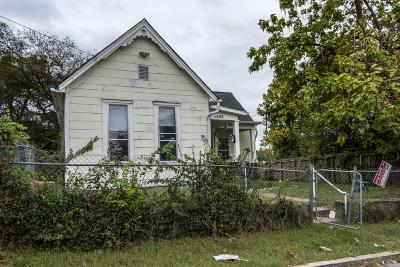 Nashville Single Family Home For Sale: 1806 A 15th Ave N