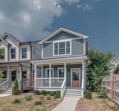Nashville Single Family Home For Sale: 6016 A California Ave