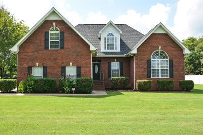 Single Family Home For Sale: 3745 Old Lebanon Pike