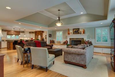Nashville Single Family Home For Sale: 4403 Hunt Pl