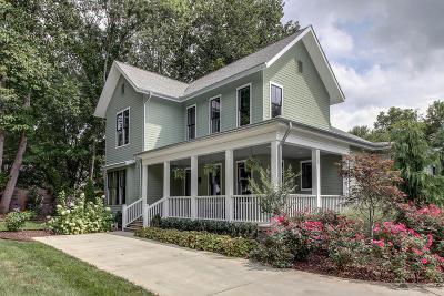 Franklin Single Family Home For Sale: 413 Eddy Lane