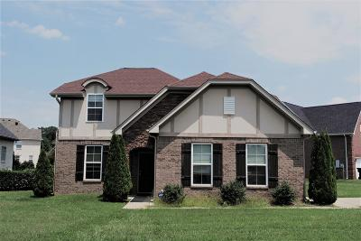 Single Family Home For Sale: 1208 Starnes Ct