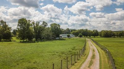 Williamson County Single Family Home Under Contract - Showing: 6615 Eudailey Covington Rd