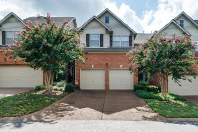 Brentwood Condo/Townhouse For Sale: 641 Old Hickory Blvd Unit 43 #43