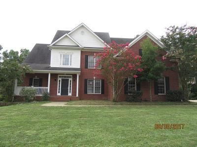 Clarksville Single Family Home For Sale: 2046 Mossy Oak Cir