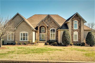 Goodlettsville Single Family Home Under Contract - Showing: 2216 Kayla Dr