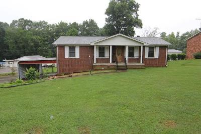 Clarksville Single Family Home For Sale: 139 Saratoga Dr