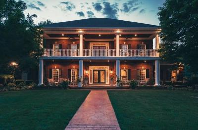 Franklin Single Family Home For Sale: 4528 Harpeth School Rd