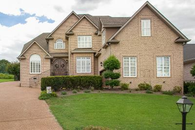 Hendersonville Single Family Home For Sale: 113 N Country Club Dr