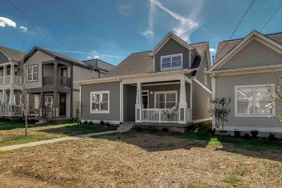Nashville Single Family Home For Sale: 6011 A Pennsylvania Ave
